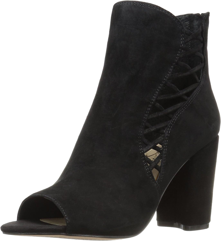 Jessica Simpson Women's Millo Ankle Boot Black