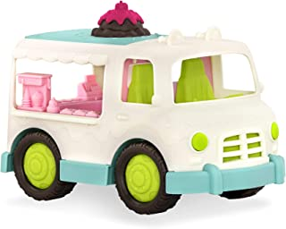 Wonder Wheels by Battat – Ice Cream Truck – Colorful Toy Truck with Detailed Interior for Kids Age 1 & Up