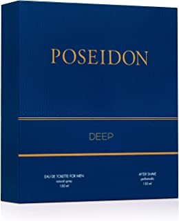 Instituto Español Pack Perfume Hombre - Poseidon Deep - Perfume y After Shave (13517)