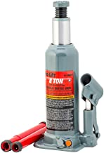 Pro-Lift B-008D Grey Hydraulic Bottle Jack – 8 Ton Capacity