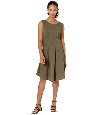Prana Jola Dress (Slate Green) Women