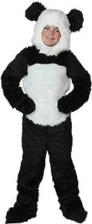 child deluxe panda costume