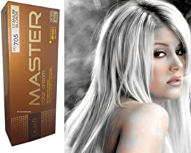 MG705 Hair Colour Permanent Hair Cream Dye Punk Emo Goth Cosplay Silver Titanium Blonde NEW by Dcash Master