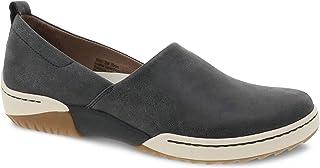 Dansko Women's Reba Black Vintage Slip On Sneaker 8.5-9 M US