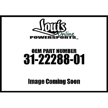 QuadWorks QUAD WKS GRIPPER SEAT COVER Seat Cover ATV Replacement Seat CoverTRX250R 86-89 31-12586-01