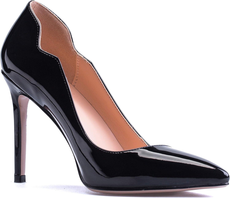 Petit Cadeau trend San Francisco Mall rank Lavinia - Women's Elegant Slip o Sexy Toe Pointed
