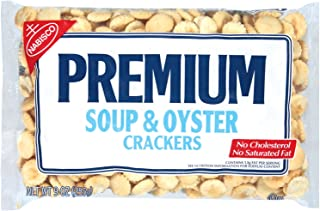 Premium Soup & Oyster Crackers, 9 Ounce (Pack of 12)