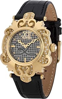 Christian Lacroix Dress Watch For Women Analog Leather - C Clw8003804Sm