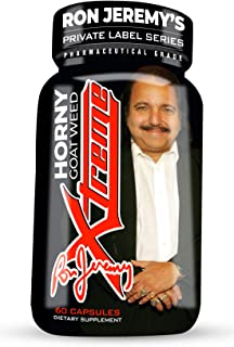 Ron Jeremy's Horny Goat Weed Xtreme Men's Formula Private Label Series