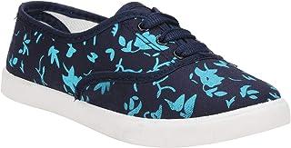 Claptrap Women Blue Sneakers Casual Shoes