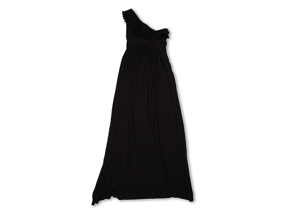 fiveloaves twofish Bedouin Maxi Dress (Little Kids/Big Kids) (Black) Girl