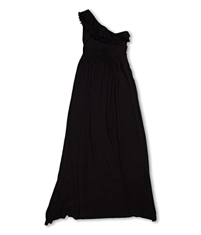 fiveloaves twofish Bedouin Maxi Dress (Little Kids/Big Kids) (Black) Girl