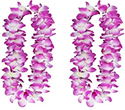 orchid money lei