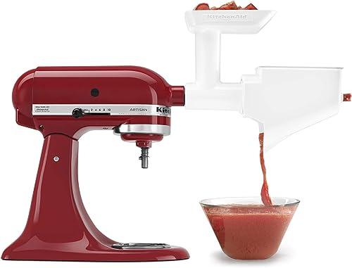 discount KitchenAid Fruit & Vegetable popular Strainer Set with popular Food Grinder Attachment outlet sale