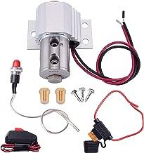 EVIL ENERGY Brake Line Lock Kit Roll Control Valve Silver