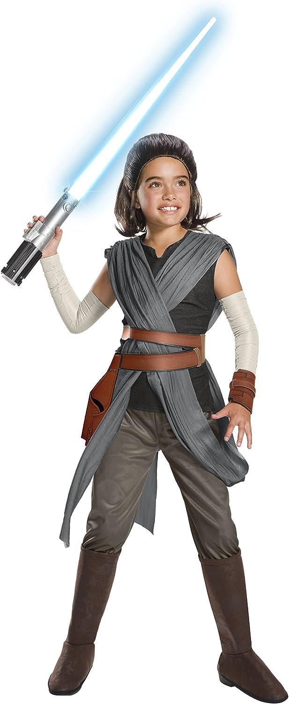 barato en línea Estrella Wars The Last Jedi Jedi Jedi súper Deluxe Rey Kids Fancy Dress Costume Small  productos creativos
