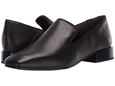 Franco Sarto Mercy (Black Leather) Women