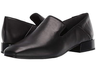 Franco Sarto Mercy (Black Leather) Women