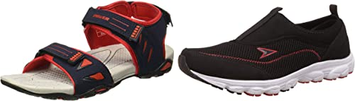 Men S Athletic Outdoor Sandals Gallop Running Shoes Size UK 8