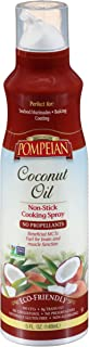 Pompeian Coconut Oil Cooking Spray - 5 Ounce