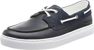 Armani Exchange Paris Boat Shoes, Chaussures de Bateau. Homme