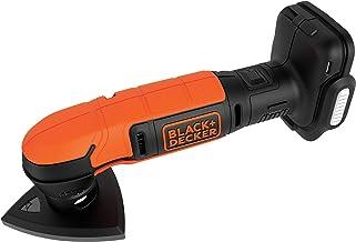 BLACK+DECKER BDCDS12N-XJ - Lijadora de detalle 12 V, 11.000 rpm