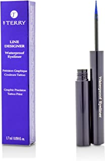 Line Designer Waterproof Eyeliner - # 4 Blue Fix, 0.058 Ounce