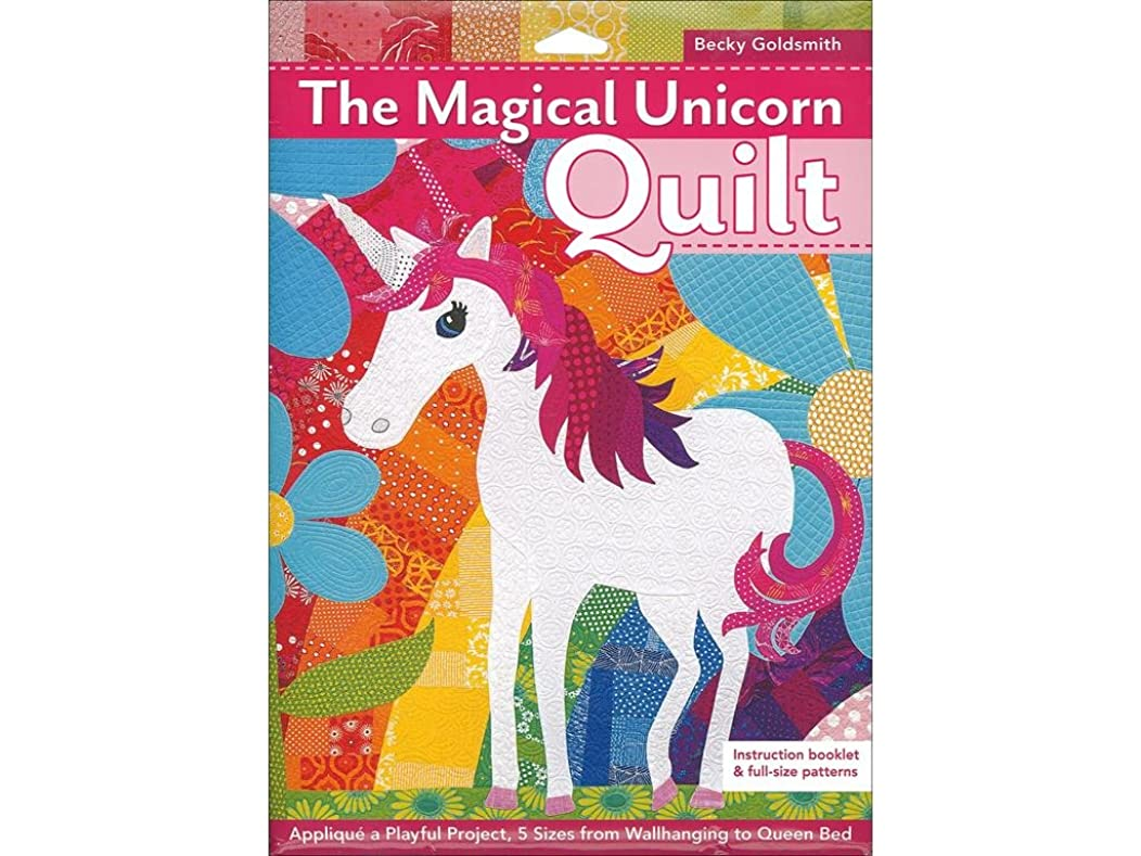 C&T PUBLISHING C&The The Magical Unicorn Quilt Ptrn