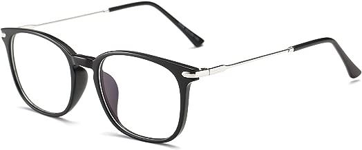Simvey Anti Glare Computer Glasses for Women Blue Light Blocking TR90 Frame Gaming Glasses