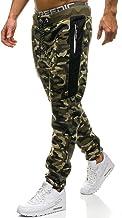 BOLF Hombre Pantalón De Chándal Pantalones Deportivos Diseño Camuflaje Estilo Urbano Mix 6F6