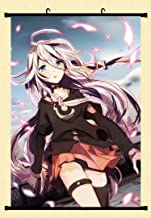 Home Decor Trendy Handsome Anime Art Cosplay Poster with Ia Vocaloid Anime 1 Wall Scroll Poster Fabric Painting 24 X 36 Inch (60cm X 90 cm)