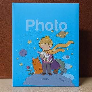 Album Fotografico 100 foto 13x19 Portafoto personalizzato con il Piccolo Principe a tasche per foto 13x19 13x18 ecc