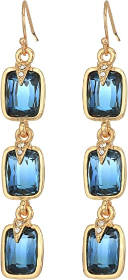 Vince Camuto - Triple Drop Linear Earrings