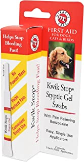 Miracle Care Kwik Stop Gel Swab - 423601