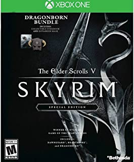 The Elder Scrolls V: Skyrim Special Edition Best Buy Exclusive Dragonborn Bundle