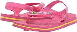 Baby Brazil Logo Flip-Flop (Toddler)