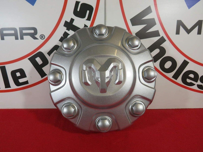 Mopar Dodge RAM 2500 3500 Wheel Sale Special Price Clearance SALE! Limited time! Center OEM New Silver Cap Argent
