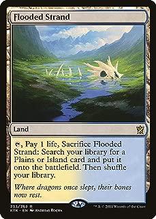 Magic: the Gathering - Flooded Strand (233/269) - Khans of Tarkir