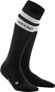 Men's Athletic Compression Run Socks - CEP Tall Socks for Performance