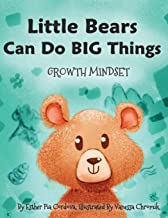 Little Bears Can Do Big Things: Growth Mindset