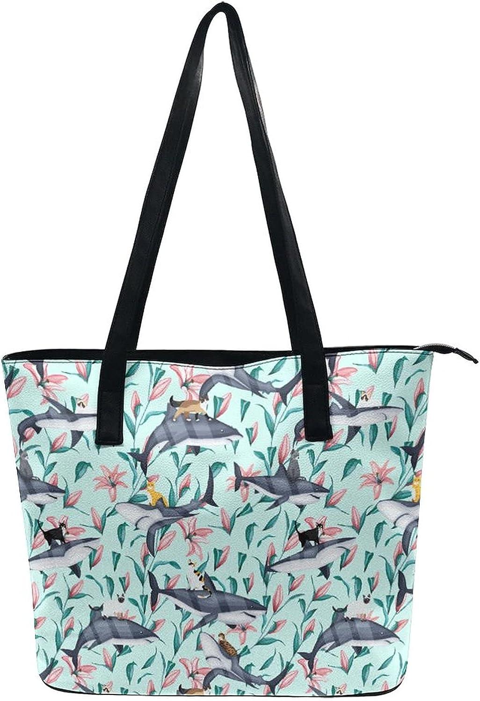 Tote Satchel Bag Shoulder Beach Bags For Women Lady Convenient Wallets