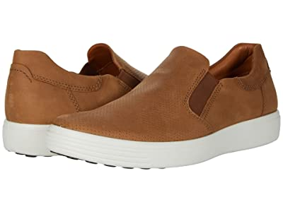 ECCO Soft 7 Street Perforated Slip-On