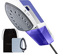 EASEHOLD Garment Steamer Steam Iron Clothes Steamer Handheld 2 in 1 Flat and Hang Dry and..