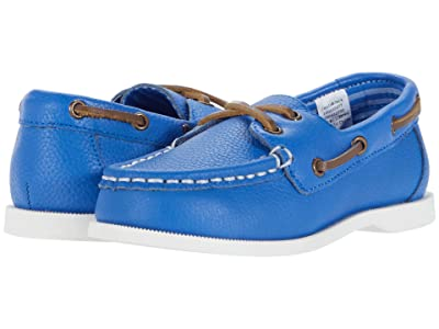 Janie and Jack Slip-On Boat Shoes (Toddler/Little Kid/Big Kid) (Multi) Boy