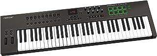 Nektar Technology IMPACT LX61+ DAW連携MIDIキーボードコントローラー エンコーダー/フェーダー/トランスポートボタン/パッド搭載【国内正規品】