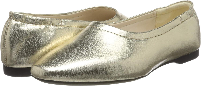 Vagabond Womens Maddie Closed Toe Ballet Flats