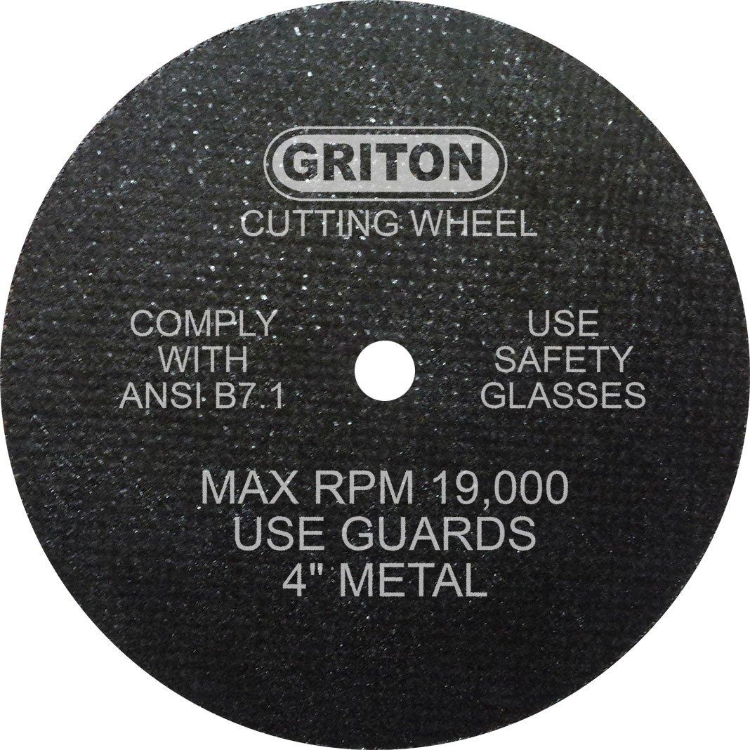 Griton CA4042 Arbor Industrial Regular store Special Campaign Cut Off Metal Hol 1 4