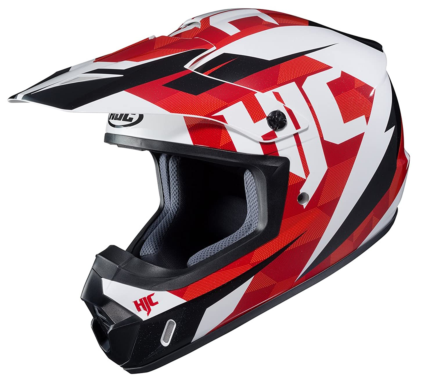 HJC Unisex-Adult Off-Road-Helmet-Style CS-MX II Dakota (MC-1, X-Large)
