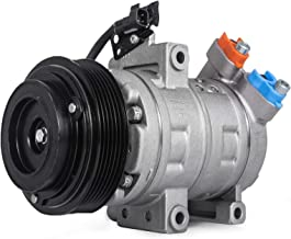 Mophorn CO 11338C 67672 68672 Universal Air Conditioner AC Compressor DKS17D with 6 Groove Clutch for Ford Escape Mazda Tribute Mercury Mariner 2007-2012 3.0L 9L8Z19703A
