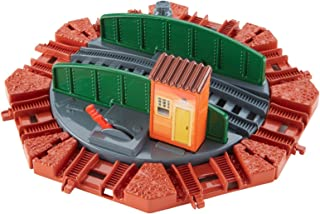 Fisher-Price Thomas & Friends TrackMaster,Tidmouth 转盘扩展包(8 件)